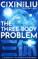 Cover for The Three-Body Problem by Cixin Liu
