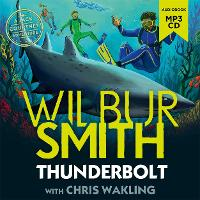 Cover for Thunderbolt A Jack Courtney Adventure by Wilbur Smith