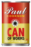 Cover for Can of Worms A COVID-19 Poetry Diary by Paul Cookson