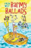 Cover for Barmy Ballads by Colin West