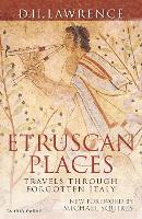 Cover for Etruscan Places  by D.H. Lawrence