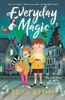 Cover for Everyday Magic  by Jess Kidd
