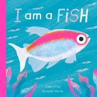 Cover for I am a Fish by Isabel Otter