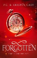Cover for Forgotten by P.C. Cast, Kristin Cast