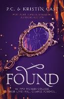 Cover for Found by P.C. Cast, Kristin Cast