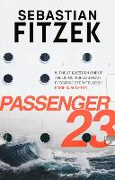 Cover for Passenger 23 by Sebastian Fitzek