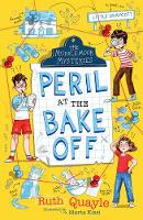 Cover for The Muddlemoor Mysteries: Peril at the Bake Off by Ruth Quayle