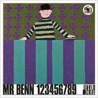 Cover for Mr Benn 123456789 by David McKee
