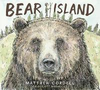 Cover for Bear Island by Matthew Cordell