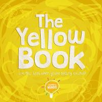 Cover for The Yellow Book  by William Anthony