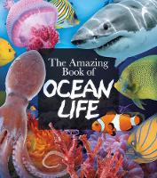 Cover for The Amazing Book of Ocean Life by Claudia Martin