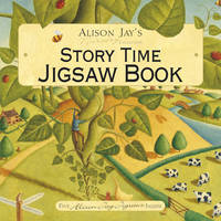 Cover for Story Time Jigsaw Book by Alison Jay, Alison Jay