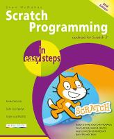 Cover for Scratch Programming in easy steps by Sean McManus