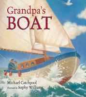 Cover for Grandpa's Boat by Michael Catchpool