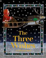 Cover for The Three Wishes  by Alan Snow