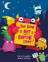 Cover for This Book is Not a Bedtime Story by Eoin McLaughlin