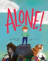 Cover for Alone! by Barry Falls