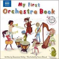 Cover for My First Orchestra Book by Genevieve Helsby