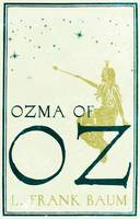 Cover for Ozma of Oz by L. F. Baum