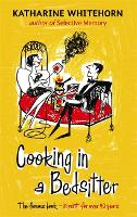 Cover for Cooking In A Bedsitter by Katharine Whitehorn