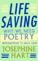 Cover for Life Saving  by Josephine Hart
