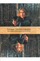 Cover for European Television Industries by M. Wheeler