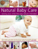 Cover for Natural Baby Care by Kim Davies