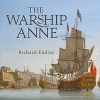 Cover for The Warship Anne  by Richard Endsor