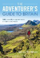 Cover for The Adventurer's Guide to Britain  by Jen Benson, Sim Benson