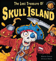 Cover for The Lost Treasure of Skull Island by Martin Taylor
