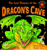 Cover for The Lost Treasure of the Dragon's Cave by Martin Taylor
