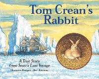 Cover for Tom Crean's Rabbit by Meredith Hooper