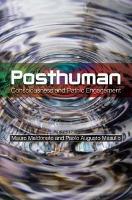 Cover for Posthuman  by Mauro Maldonato