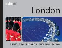 Cover for InsideOut: London Travel Guide  by Popout Maps