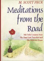 Cover for Meditations From The Road  by M. Scott Peck