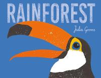 Cover for Rainforest by Julia Groves