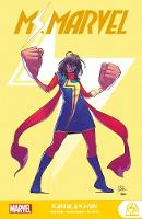 Cover for Ms. Marvel Kamala Khan by G. Willow Wilson