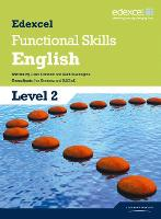 Cover for Edexcel Level 2 Functional English Student Book by Clare Constant, Keith Washington