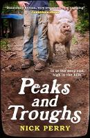 Cover for Peaks and Troughs  by Nick Perry