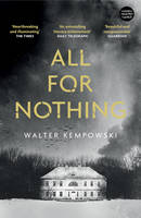 Cover for All for Nothing by Walter Kempowski