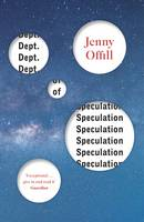 Cover for Dept. of Speculation by Jenny (Y) Offill