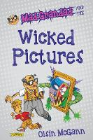 Cover for Mad Grandad and the Wicked Pictures by Oisin Mcgann