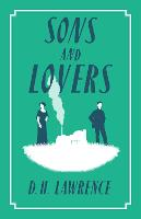 Cover for Sons and Lovers by D.H. Lawrence
