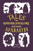 Cover for Tales from Russian Folklore by Alexander Afanasyev