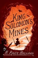 Cover for King Solomon's Mines by Henry Rider Haggard