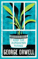 Cover for Keep the Aspidistra Flying by George Orwell
