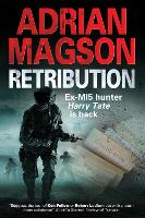Cover for Retribution by Adrian (Author) Magson