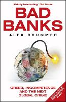 Cover for Bad Banks  by Alex Brummer