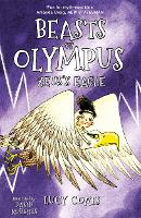Cover for Beasts of Olympus 6: Zeus's Eagle by Lucy Coats