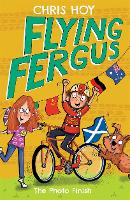 Cover for Flying Fergus 10: The Photo Finish by Chris Hoy